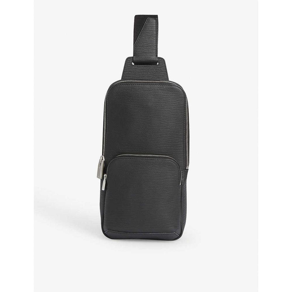アリクス 1017 ALYX 9SM レディース ショルダーバッグ バッグ【Leather cross-body bag】BLACK