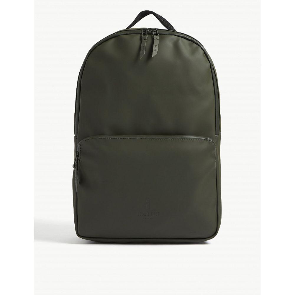 レインズ RAINS レディース バックパック・リュック バッグ【Field bag】Green