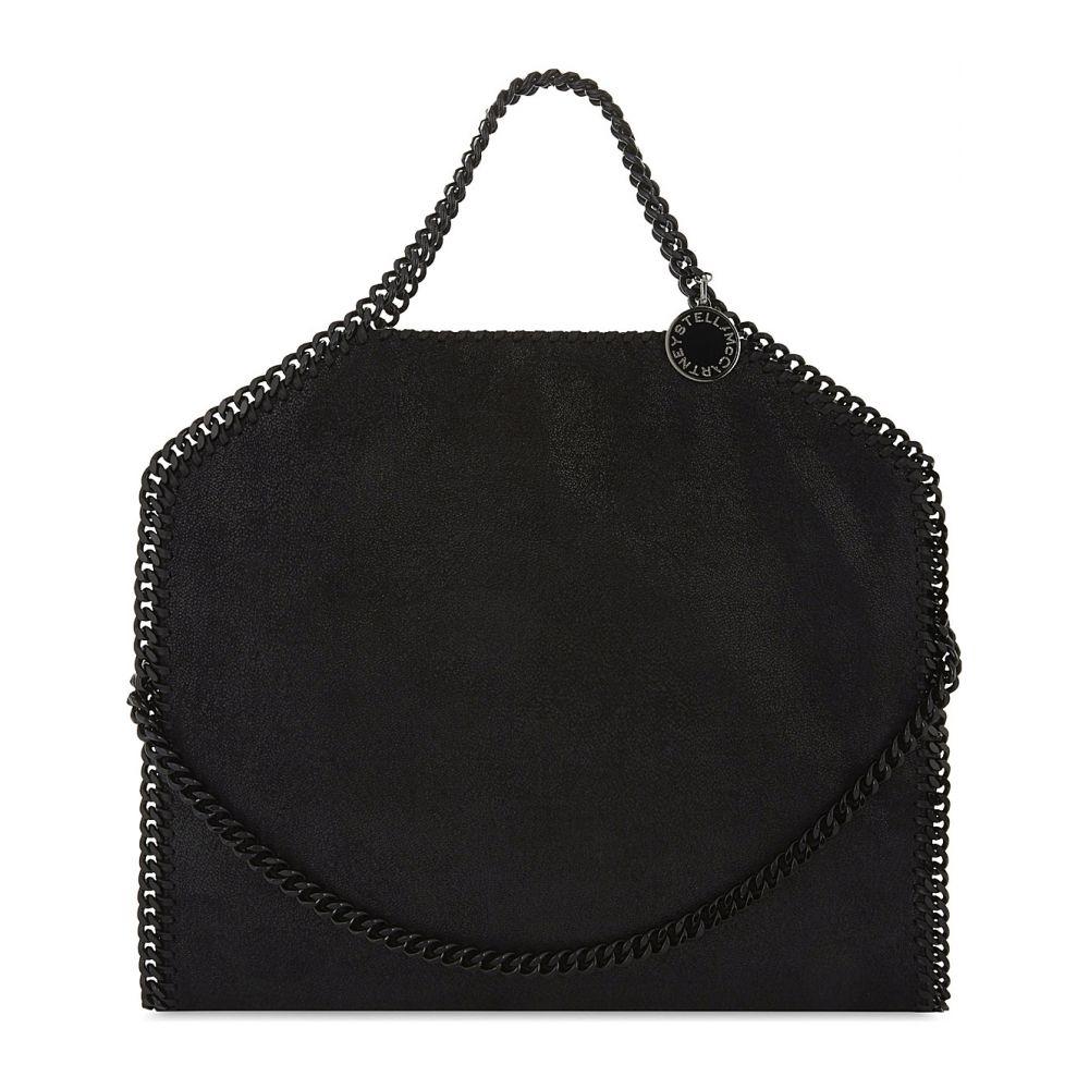 ステラ マッカートニー STELLA MCCARTNEY レディース トートバッグ バッグ【Falabella faux-leather tote】Black black