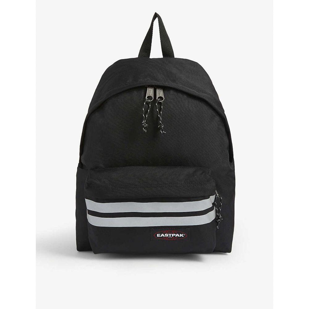 イーストパック EASTPAK レディース バックパック・リュック バッグ【Pak r reflective nylon backpack】Reflective Black