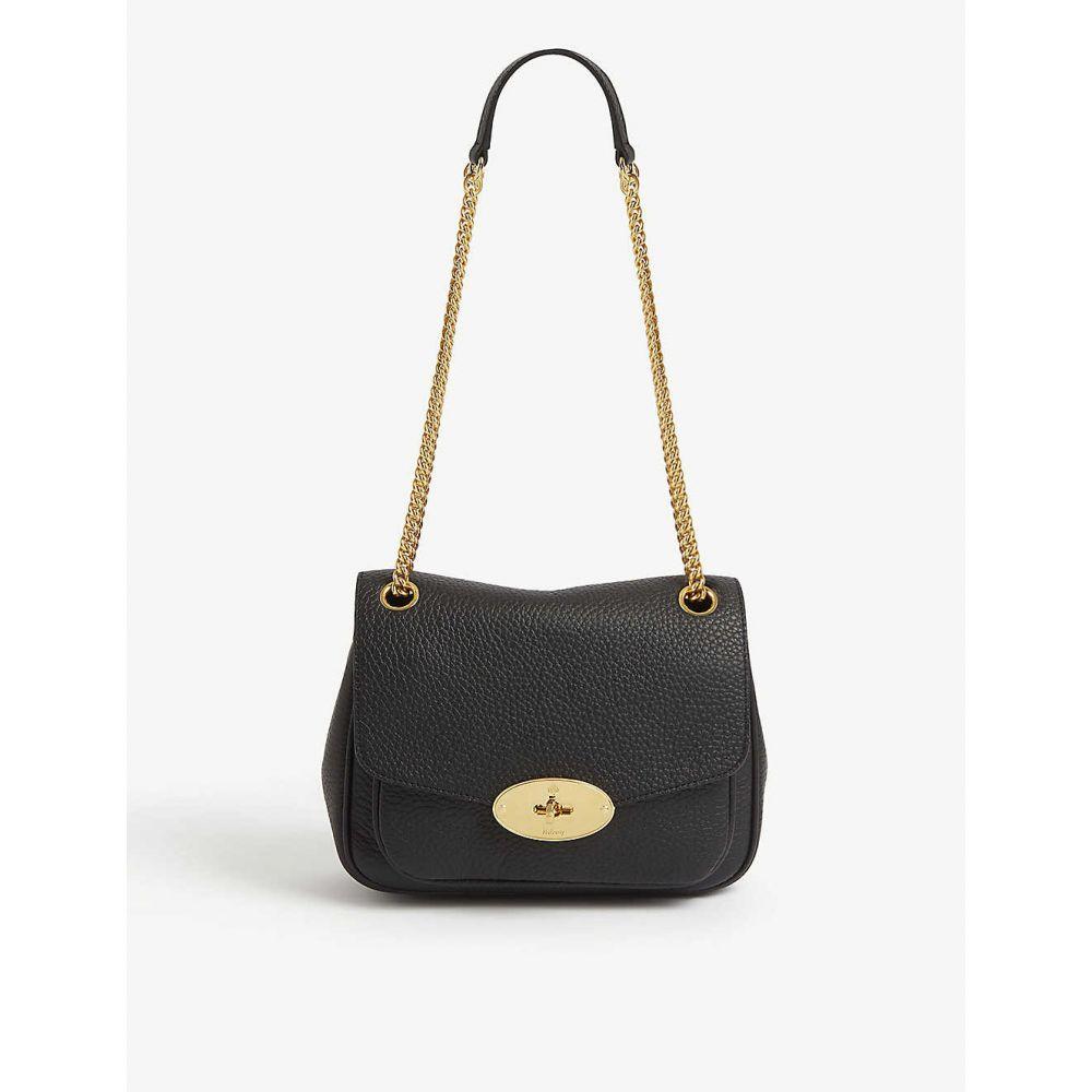 マルベリー MULBERRY レディース ショルダーバッグ バッグ【Darley shoulder bag】BLACK