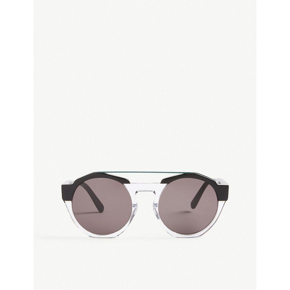 マルニ MARNI レディース メガネ・サングラス アビエイター【Me616s aviator sunglasses】Black