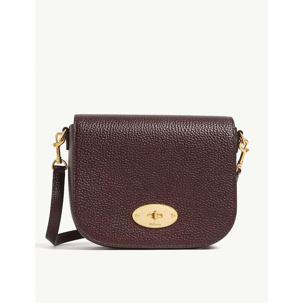マルベリー MULBERRY レディース ハンドバッグ サッチェルバッグ バッグ【Darley leather satchel bag】OXBLOOD