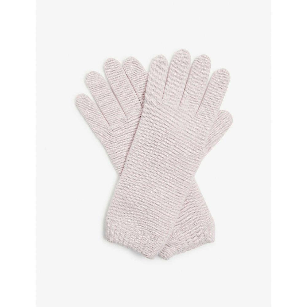ジョンストンズ JOHNSTONS レディース 手袋・グローブ 【Cashmere gloves】BLUSH