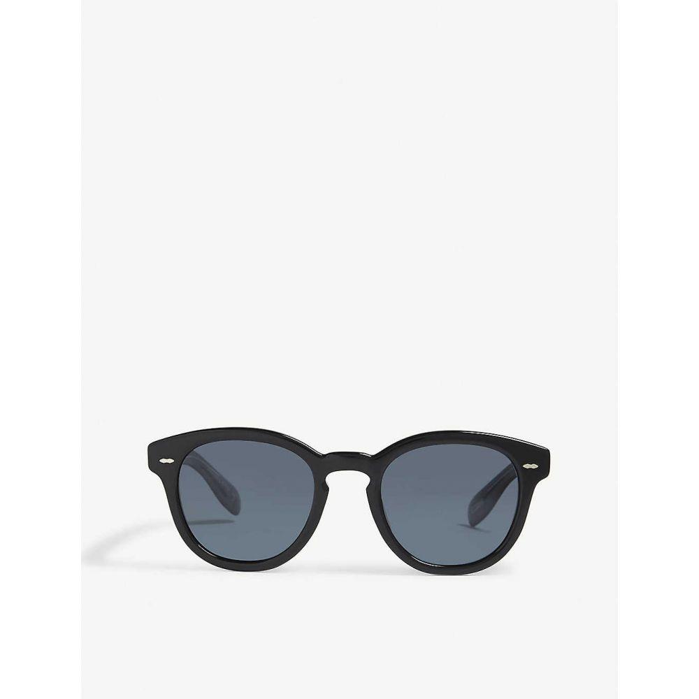 オリバーピープルズ OLIVER PEOPLES レディース メガネ・サングラス 枕【Cary Grant Sun Pillow sunglasses】Havana
