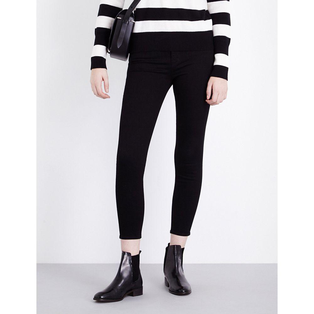 ジェイ ブランド J BRAND レディース ジーンズ・デニム ボトムス・パンツ【Capri skinny cropped mid-rise jeans】Vanity