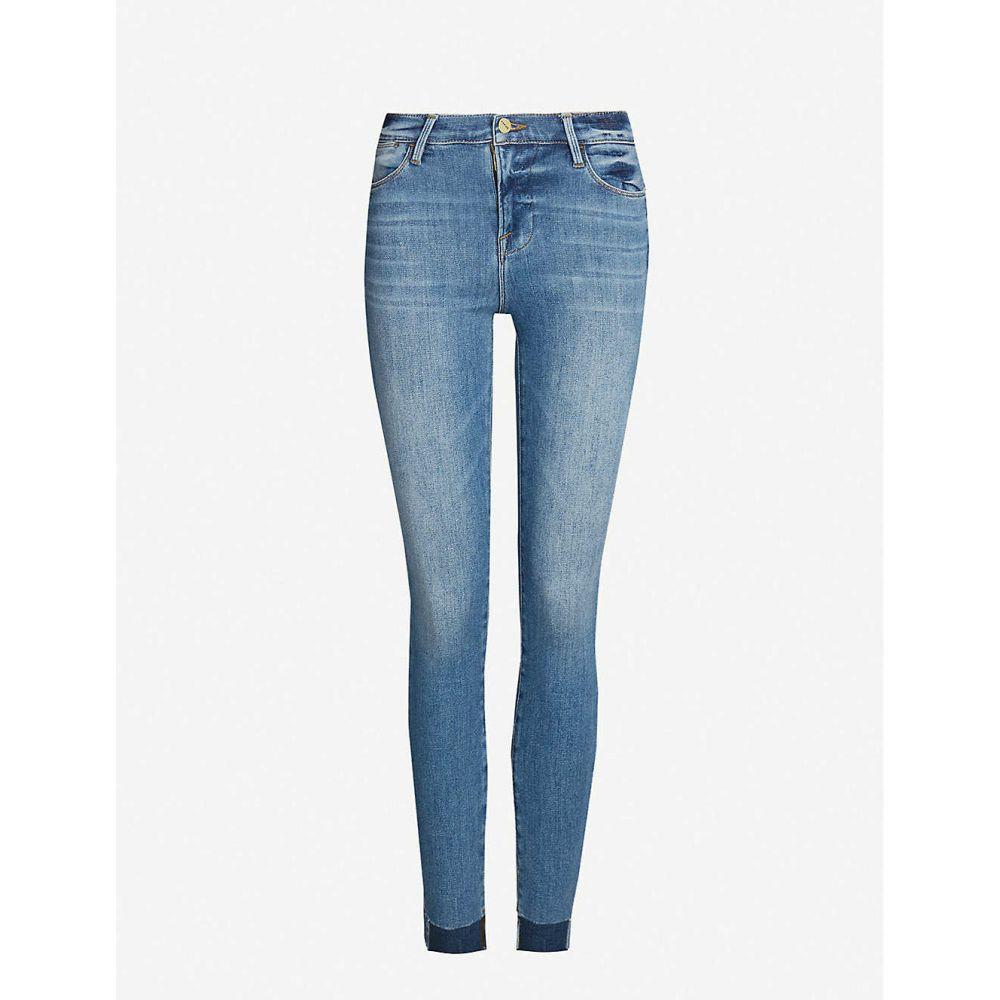 フレーム FRAME レディース ジーンズ・デニム ボトムス・パンツ【Le High Skinny high-rise skinny jeans】Westway
