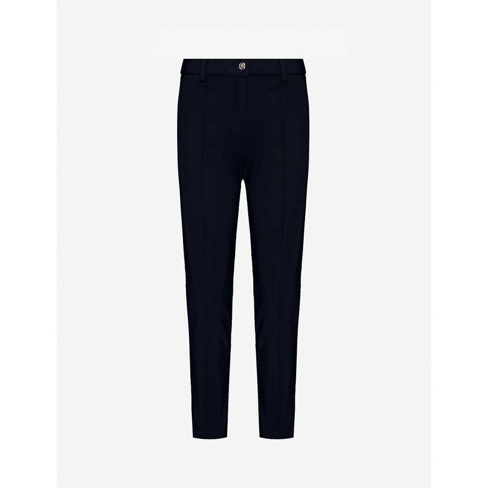 フザルプ FUSALP レディース ボトムス・パンツ 【Belalp high-rise shell trousers】DARK BLUE