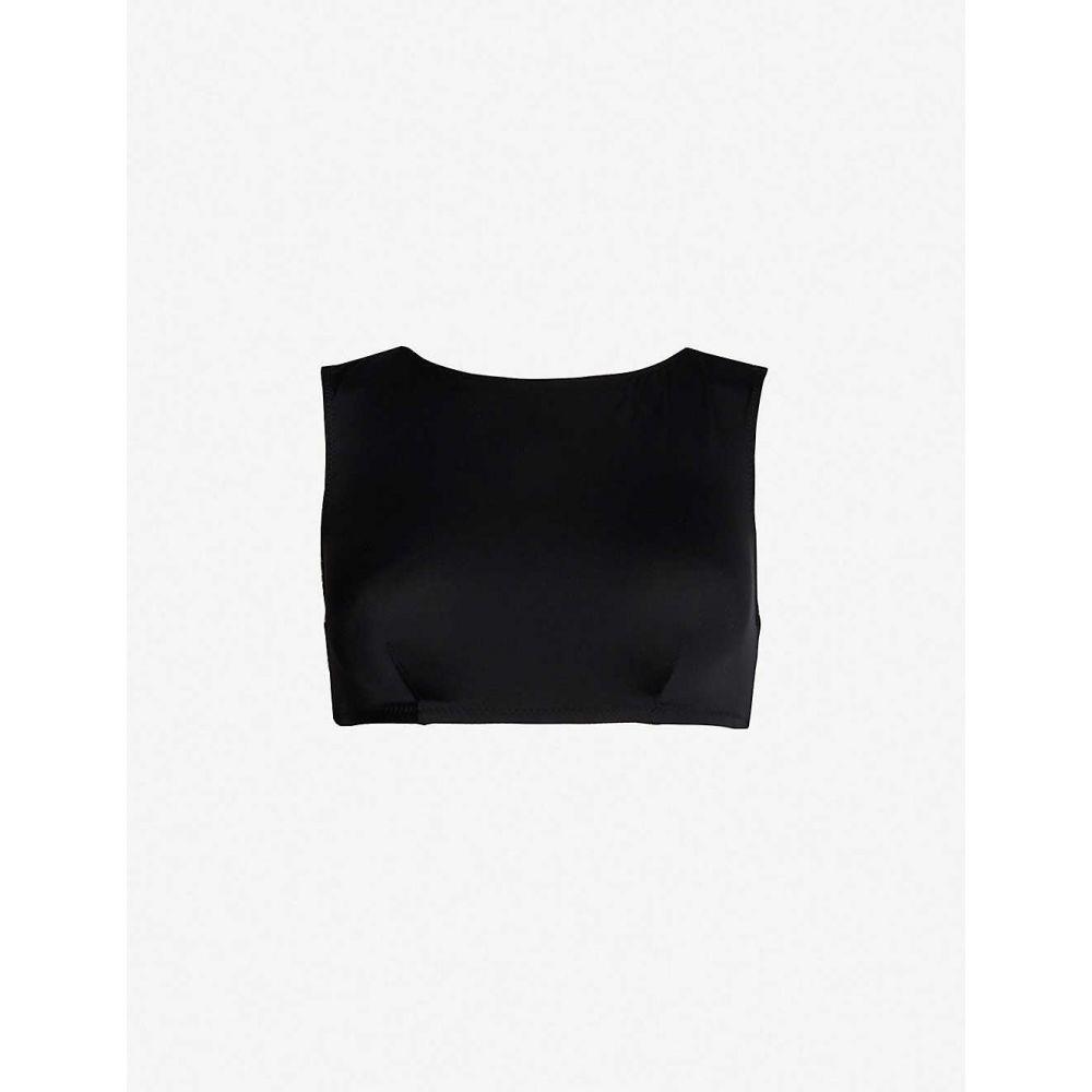 マイラ MYLA レディース トップのみ 水着・ビーチウェア【Westbourne Grove bikini top】Black