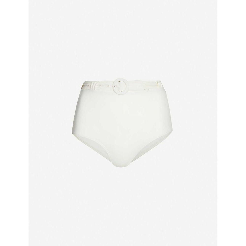 ポーニー PEONY レディース ボトムのみ 水着・ビーチウェア【Petunia stretch-recycled polyamide bikini bottoms】Petunia