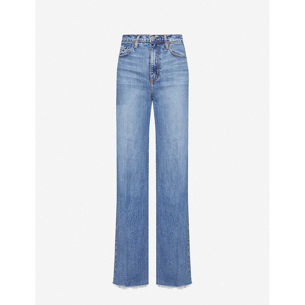 ノーバディーデニム NOBODY DENIM レディース ジーンズ・デニム ボトムス・パンツ【Milla wide-leg high-rise jeans】Influencer
