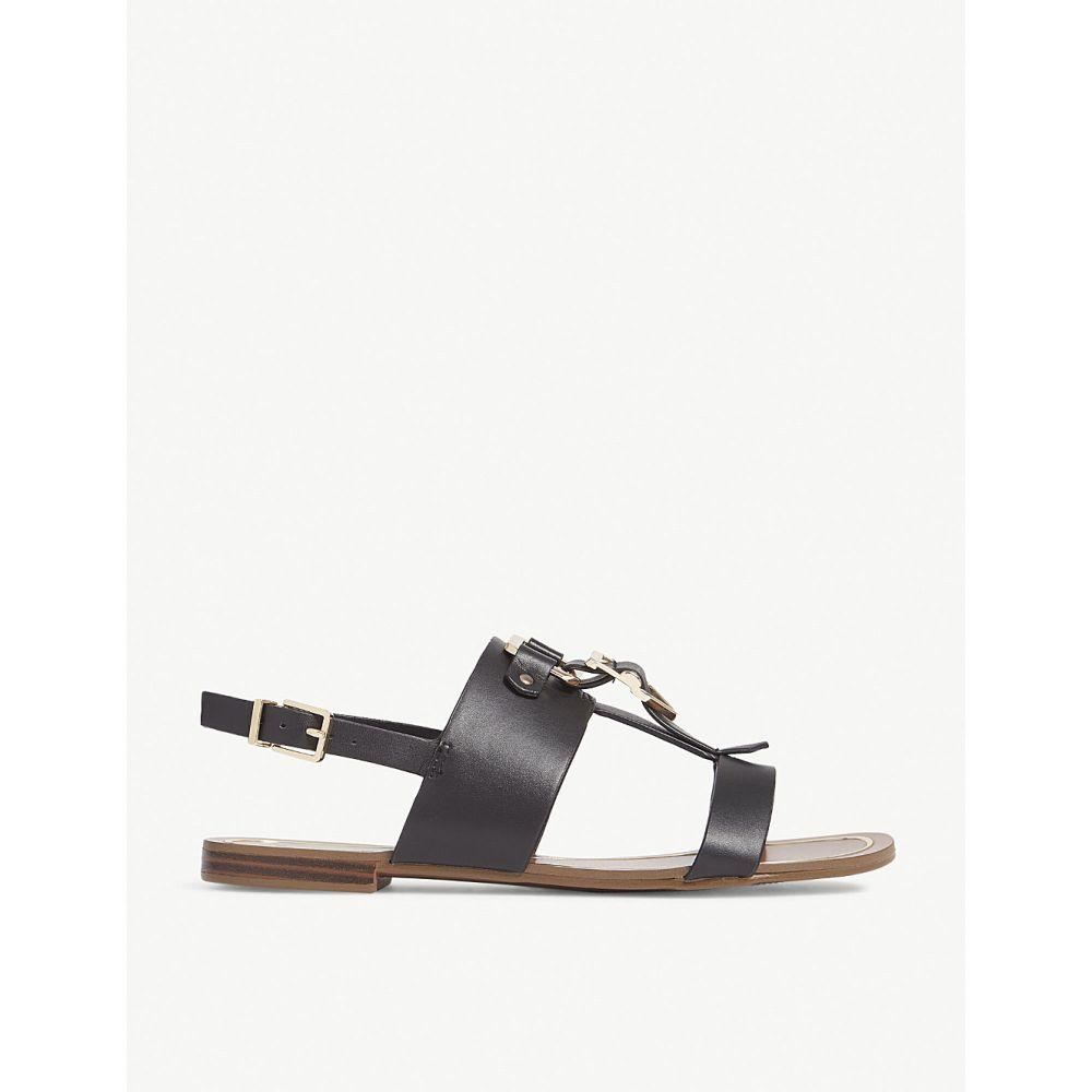 アルド ALDO レディース サンダル・ミュール シューズ・靴【Afiarien buckle sandals】Black synthetic