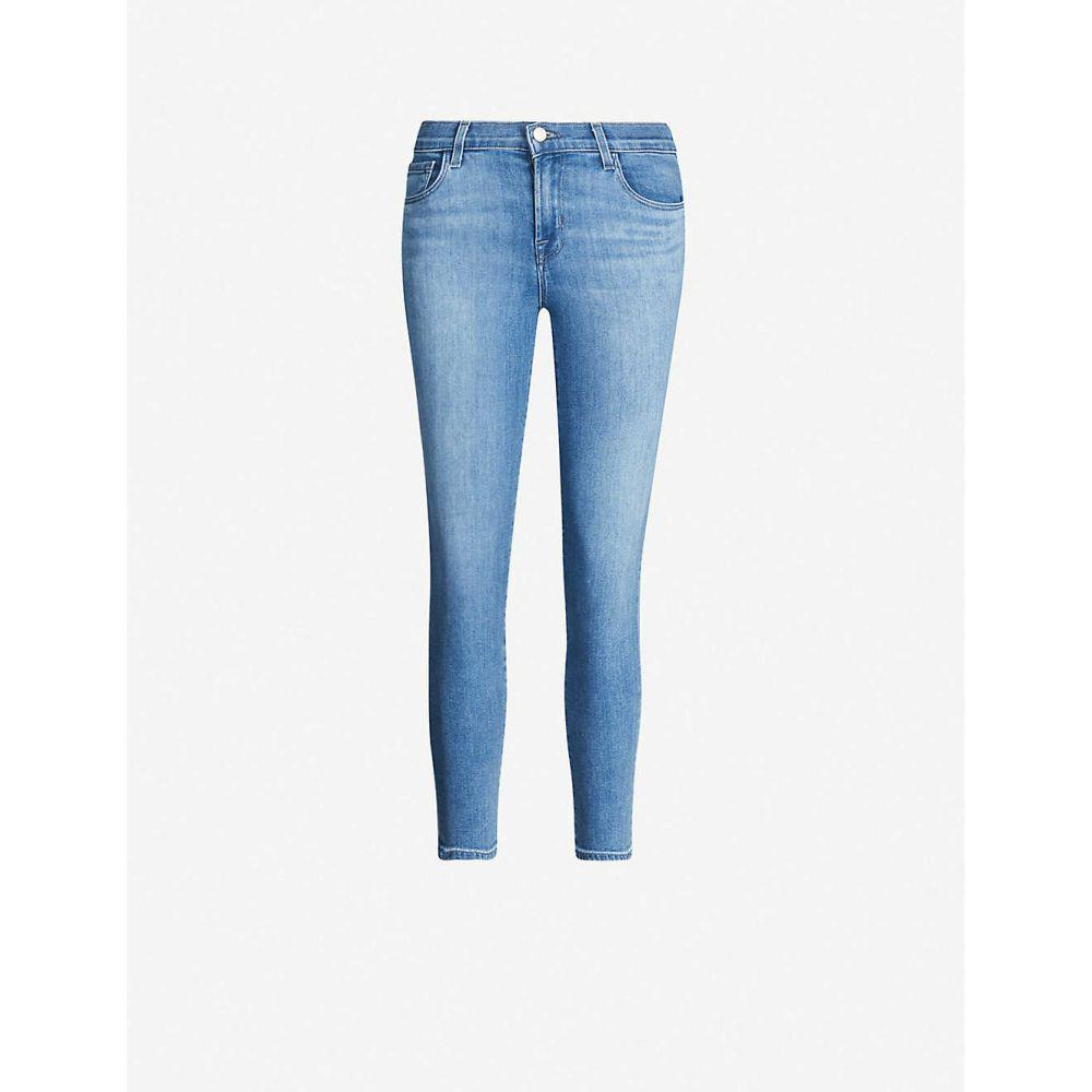 ジェイ ブランド J BRAND レディース ジーンズ・デニム ボトムス・パンツ【835 Capri skinny mid-rise jeans】TRUE LOVE