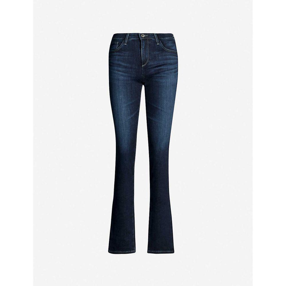エージー AG レディース ジーンズ・デニム ボトムス・パンツ【Harper straight high-rise jeans】CONCORD