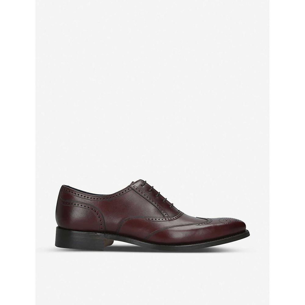 バーカー BARKER メンズ ブーツ チェルシーブーツ シューズ・靴【Mansfield suede Chelsea boots】MID BROWN