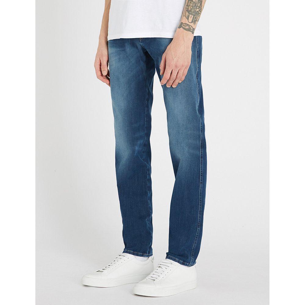 リプレイ REPLAY メンズ ジーンズ・デニム ボトムス・パンツ【Hyperflex Plus stretch-denim jeans】Medium blue