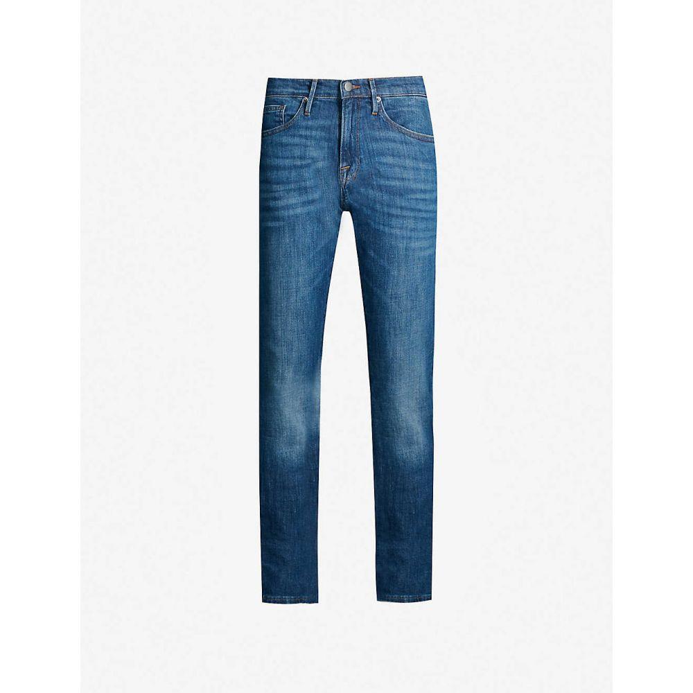 フレーム FRAME メンズ ジーンズ・デニム ボトムス・パンツ【L Homme faded skinny jeans】Verdugo Verd