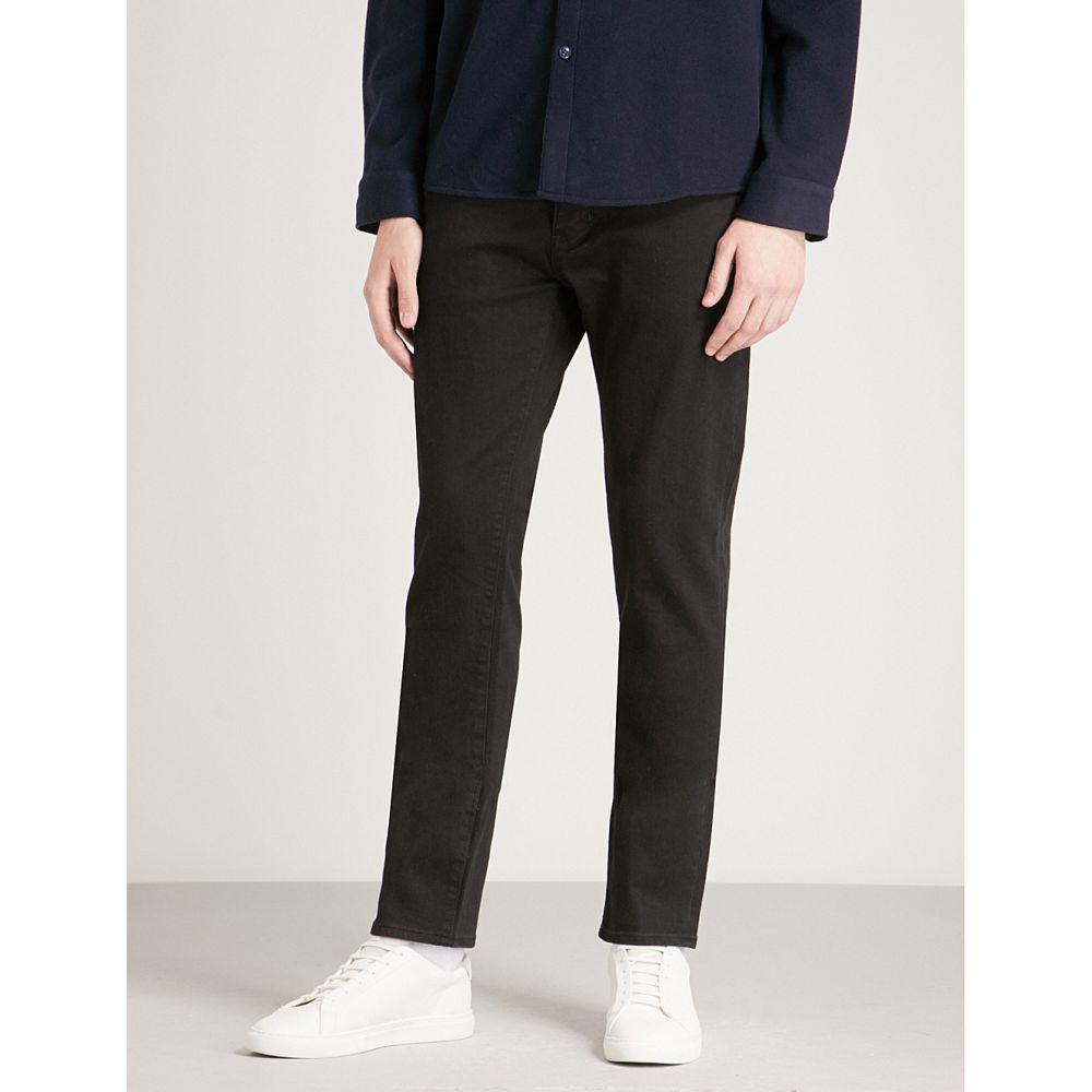 ニュー NEUW メンズ ジーンズ・デニム ボトムス・パンツ【Slim-fit tapered jeans】Forever black