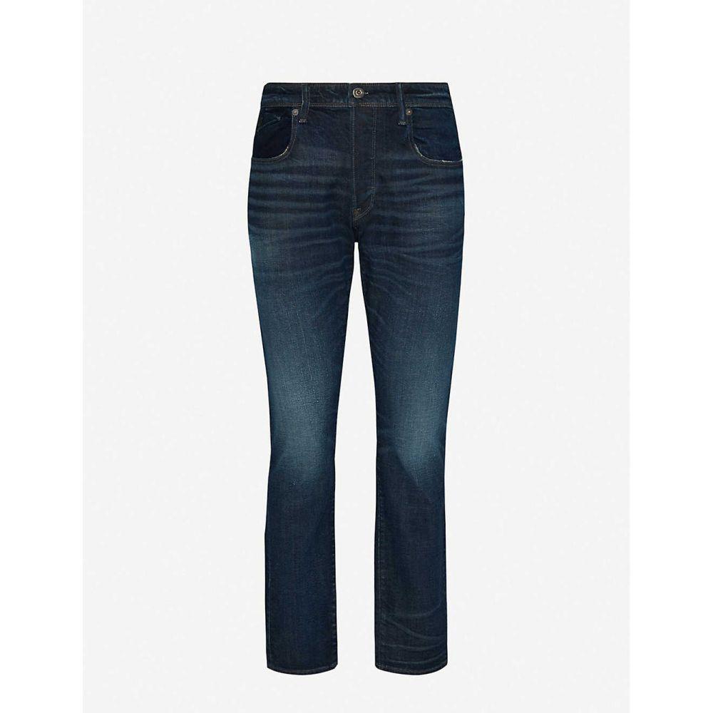 ジースター ロゥ G-STAR メンズ ジーンズ・デニム ボトムス・パンツ【Kilcot organic stretch-denim jeans】Antic Nile