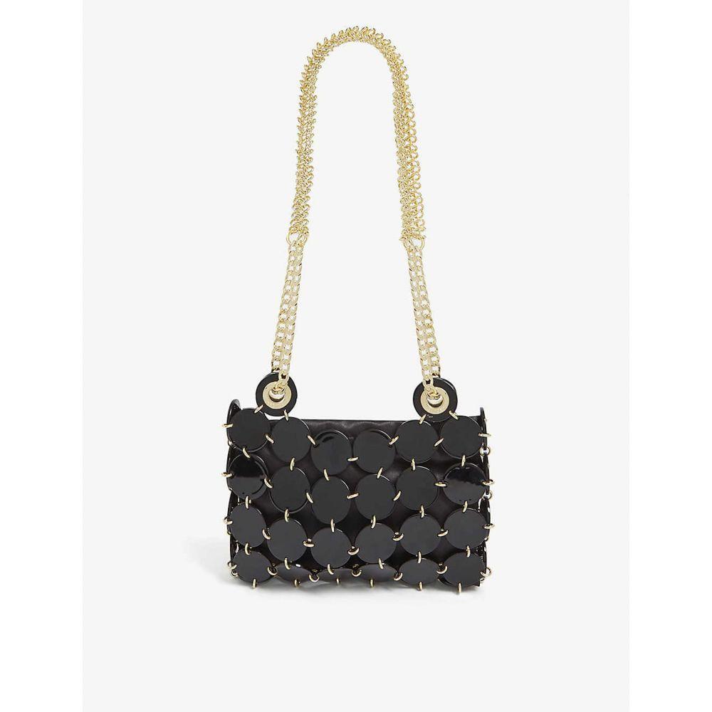 サンドロ SANDRO レディース ショルダーバッグ バッグ【Pastille shoulder bag】BLACK