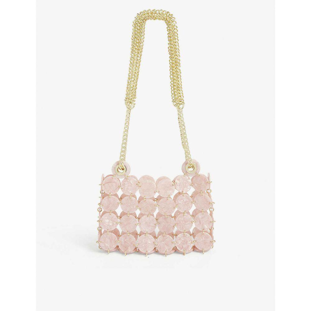 サンドロ SANDRO レディース ショルダーバッグ バッグ【Pastille shoulder bag】PINK