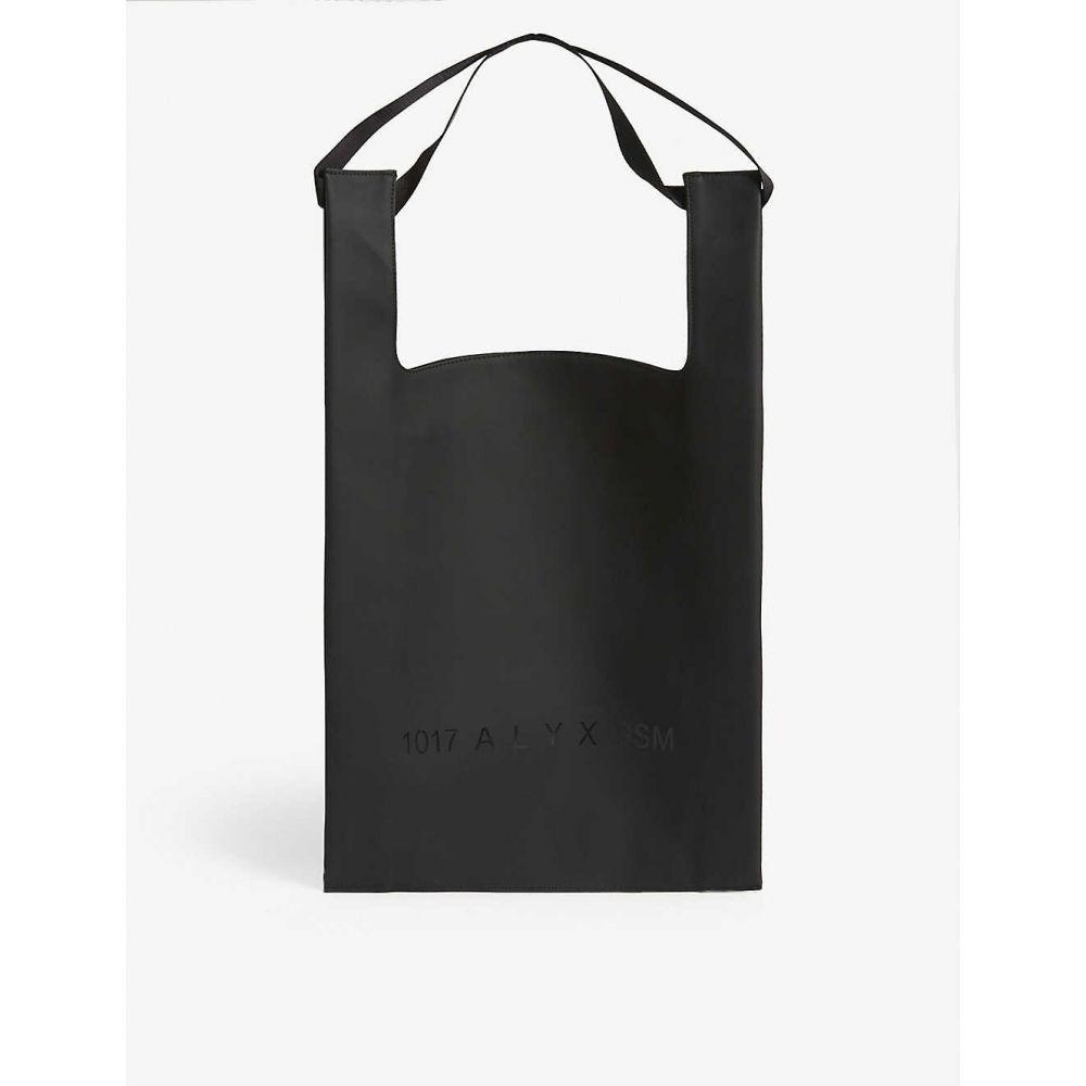アリクス 1017 ALYX 9SM レディース トートバッグ バッグ【Shopping Tote Bag】Blk/black
