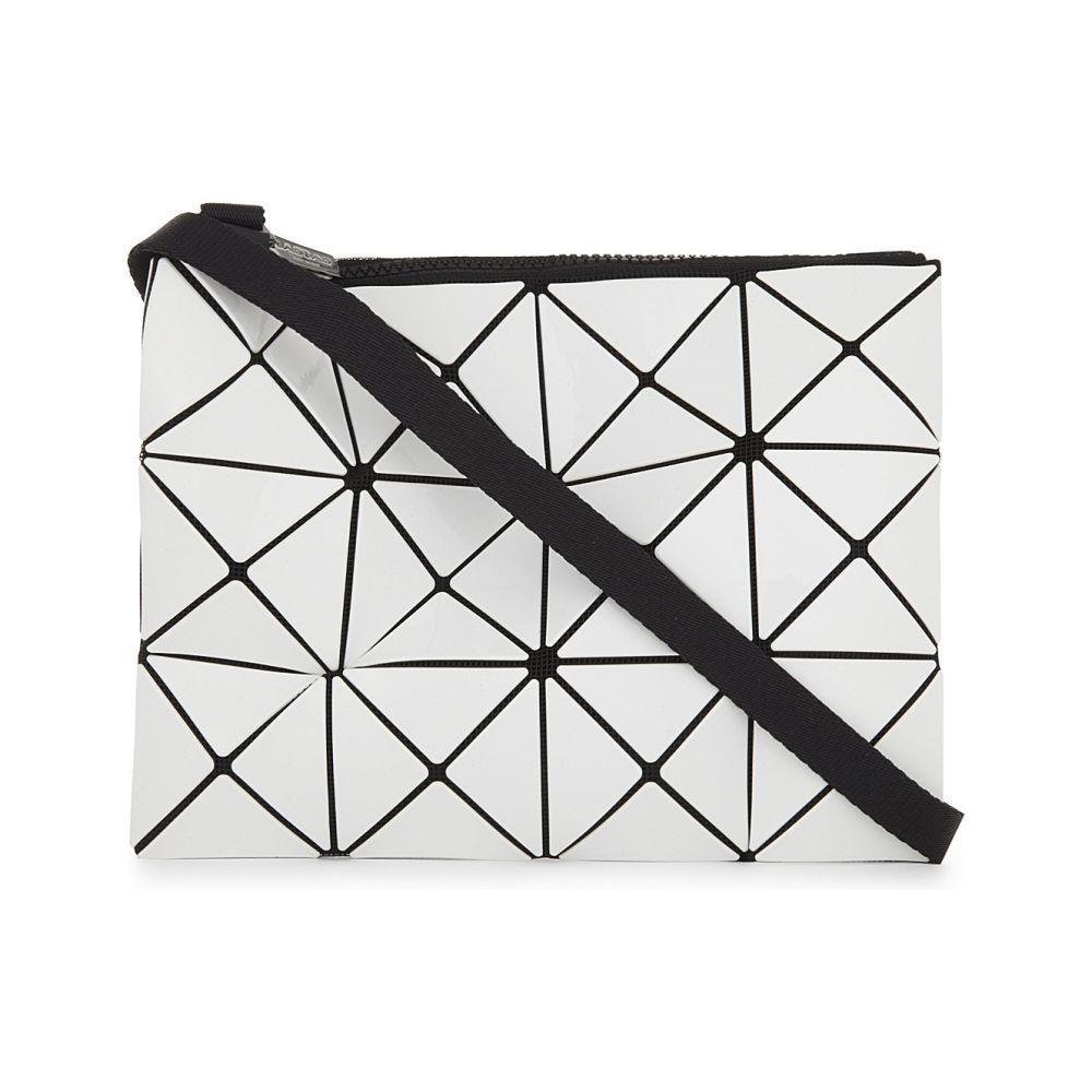 イッセイ ミヤケ BAO BAO ISSEY MIYAKE レディース ショルダーバッグ バッグ【Lucent cross-body bag】WHITE