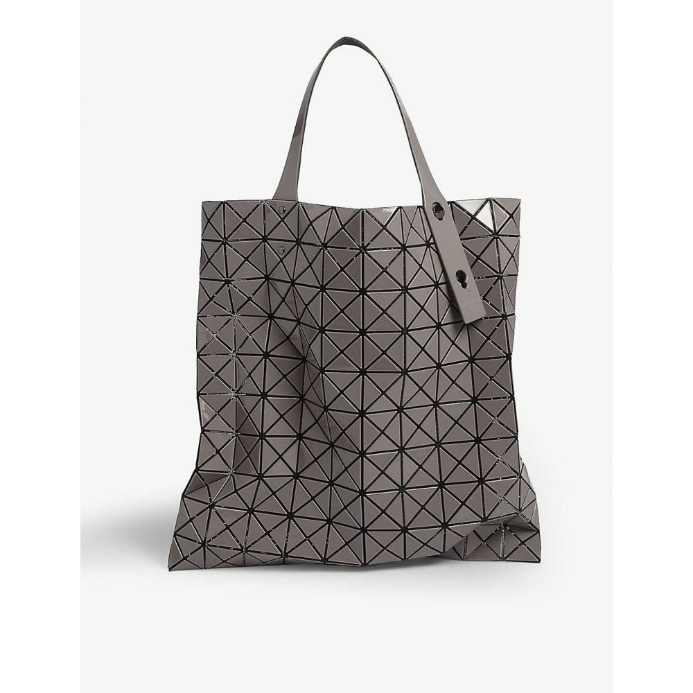 イッセイ ミヤケ BAO BAO ISSEY MIYAKE レディース トートバッグ バッグ【Metallic Prism tote bag】Purple Grey