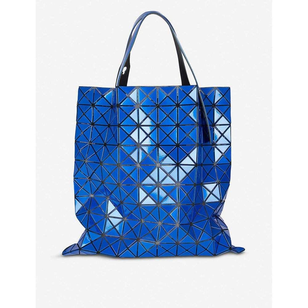 イッセイ ミヤケ BAO BAO ISSEY MIYAKE レディース トートバッグ バッグ【Metallic Prism tote bag】BLUE