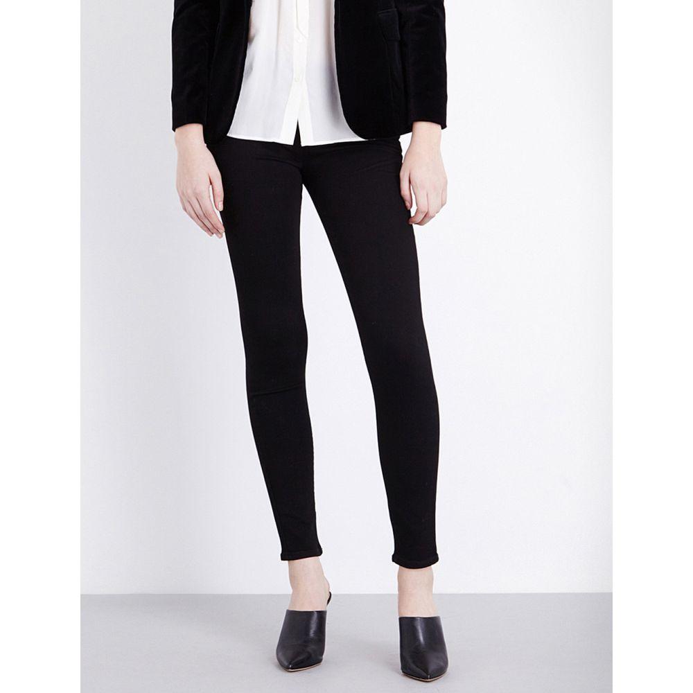 ペイジ PAIGE レディース ジーンズ・デニム ボトムス・パンツ【Verdugo ultra-skinny mid-rise jeans】BLACK SHADOW