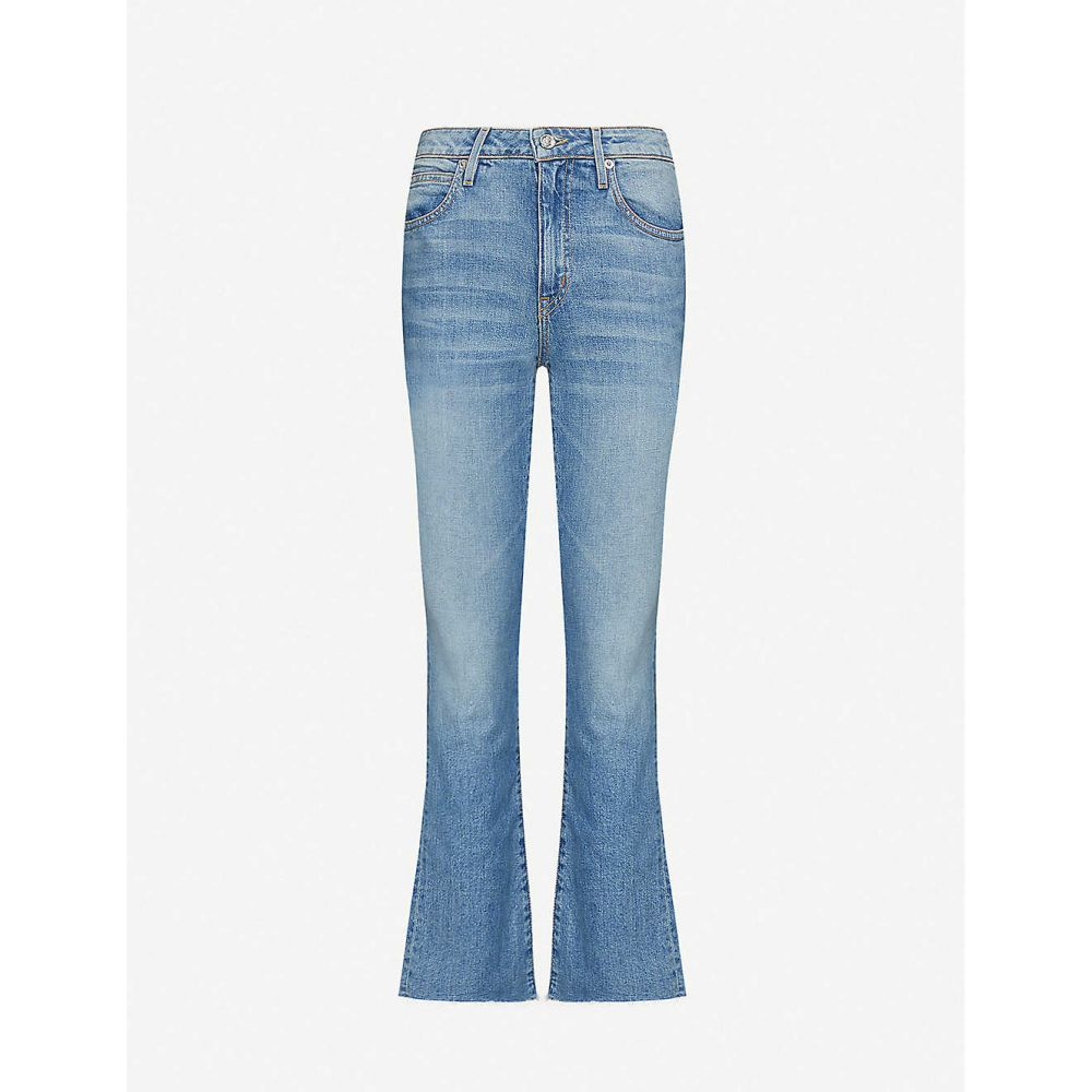 シルバーレーク SLVRLAKE レディース ジーンズ・デニム ボトムス・パンツ【Sara straight high-rise jeans】Coldwater Canyon