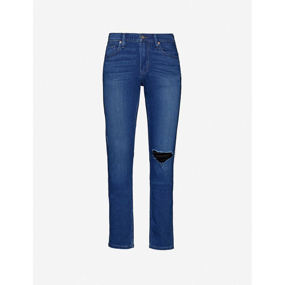 ペイジ PAIGE メンズ ジーンズ・デニム ボトムス・パンツ【Federal slim-fit jeans】Cline Rip