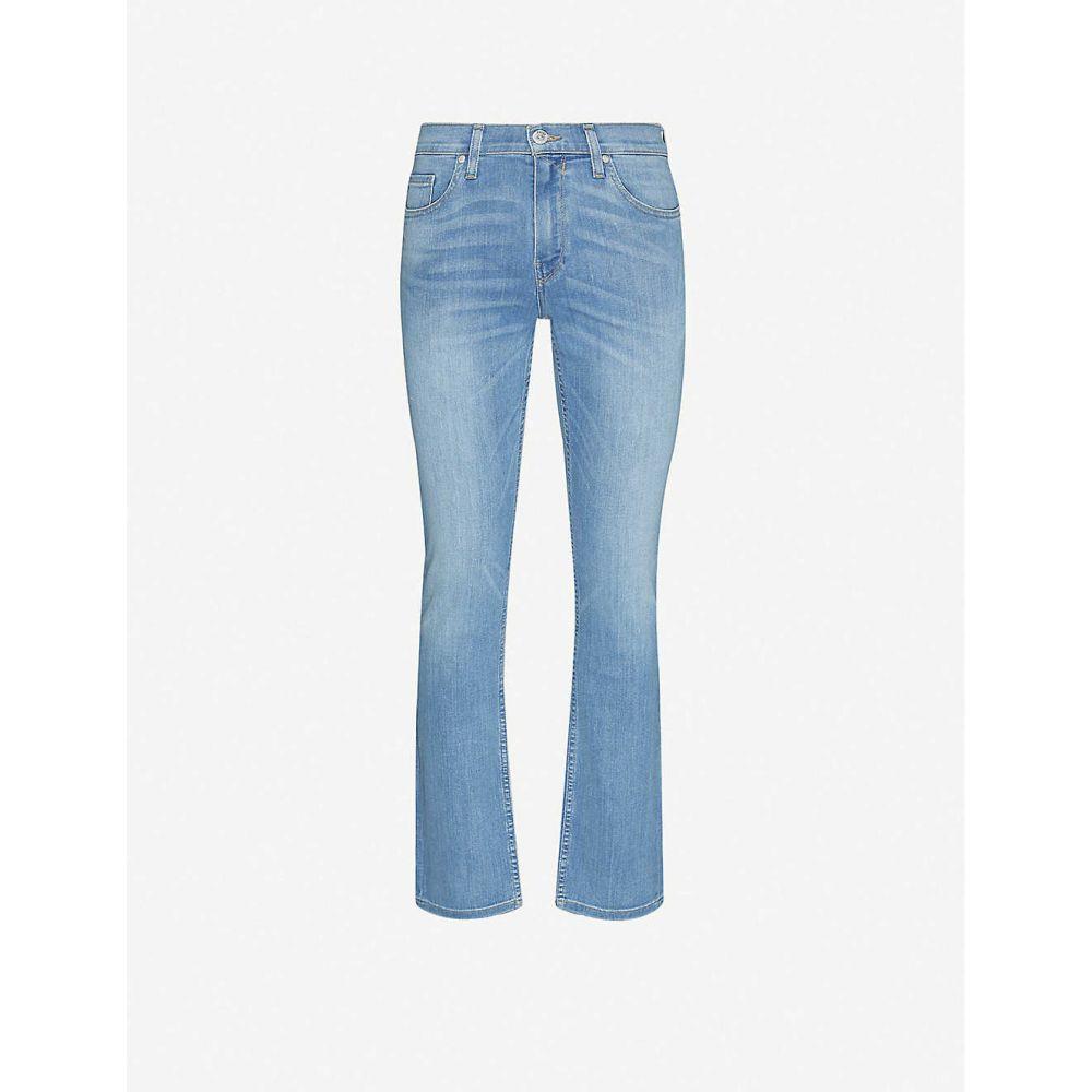 ペイジ PAIGE メンズ ジーンズ・デニム ボトムス・パンツ【Federal slim-fit stretch-denim jeans】Cartwright
