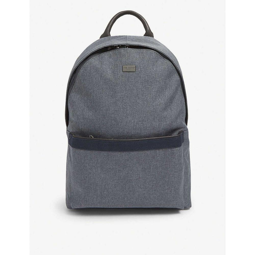 テッドベーカー TED BAKER メンズ バックパック・リュック バッグ【Setgo backpack】GREY/MARL