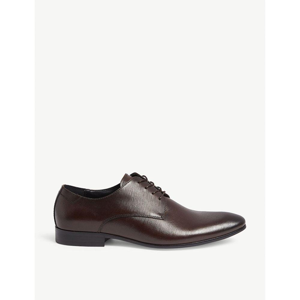 アルド ALDO メンズ 革靴・ビジネスシューズ シューズ・靴【Tilawet leather Oxfords】BROWN