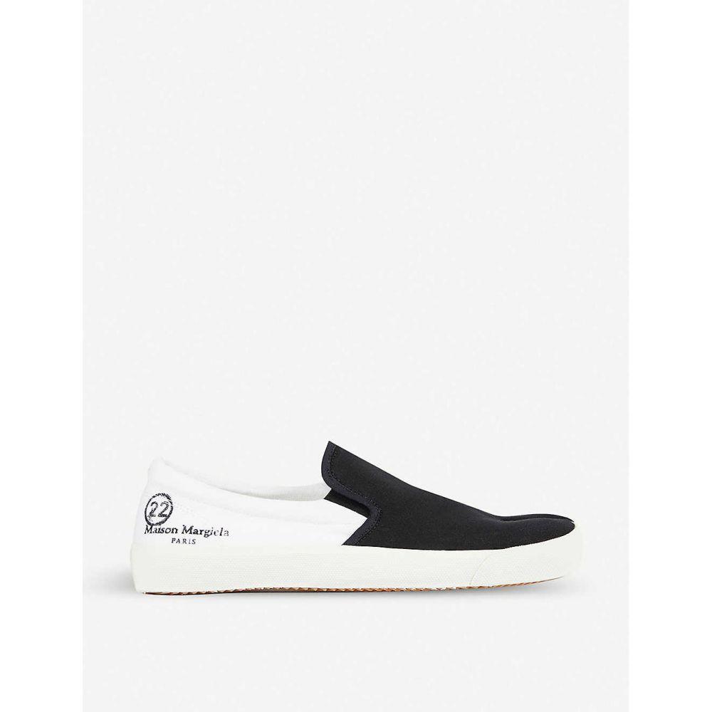 メゾン マルジェラ MAISON MARGIELA メンズ スニーカー シューズ・靴【Maison Margiela x Highsnobiety Tabi cotton trainers】Multi