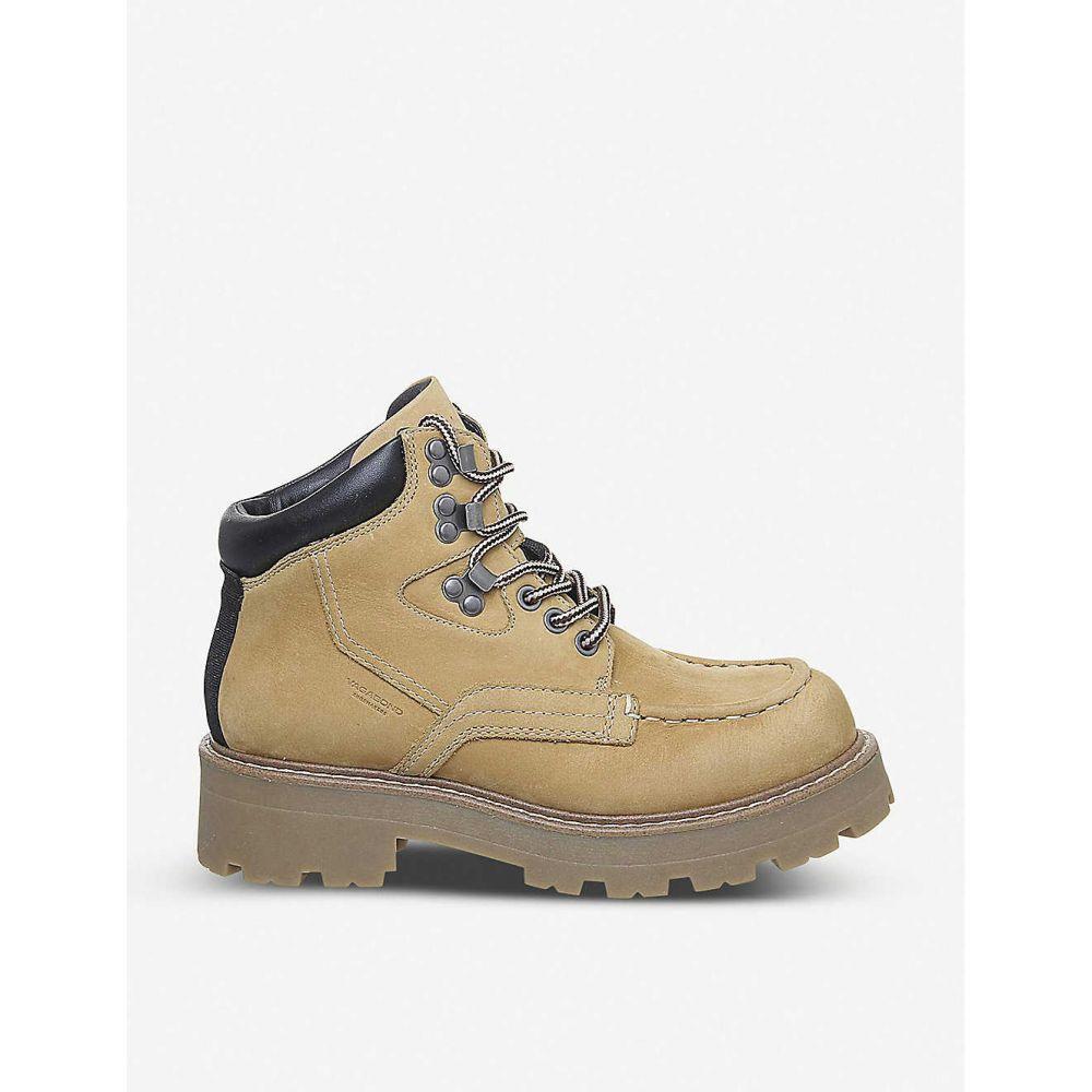 バガボンド VAGABOND レディース ブーツ シューズ・靴【Cosmo 2 suede hiking boots】GOLDEN OAT