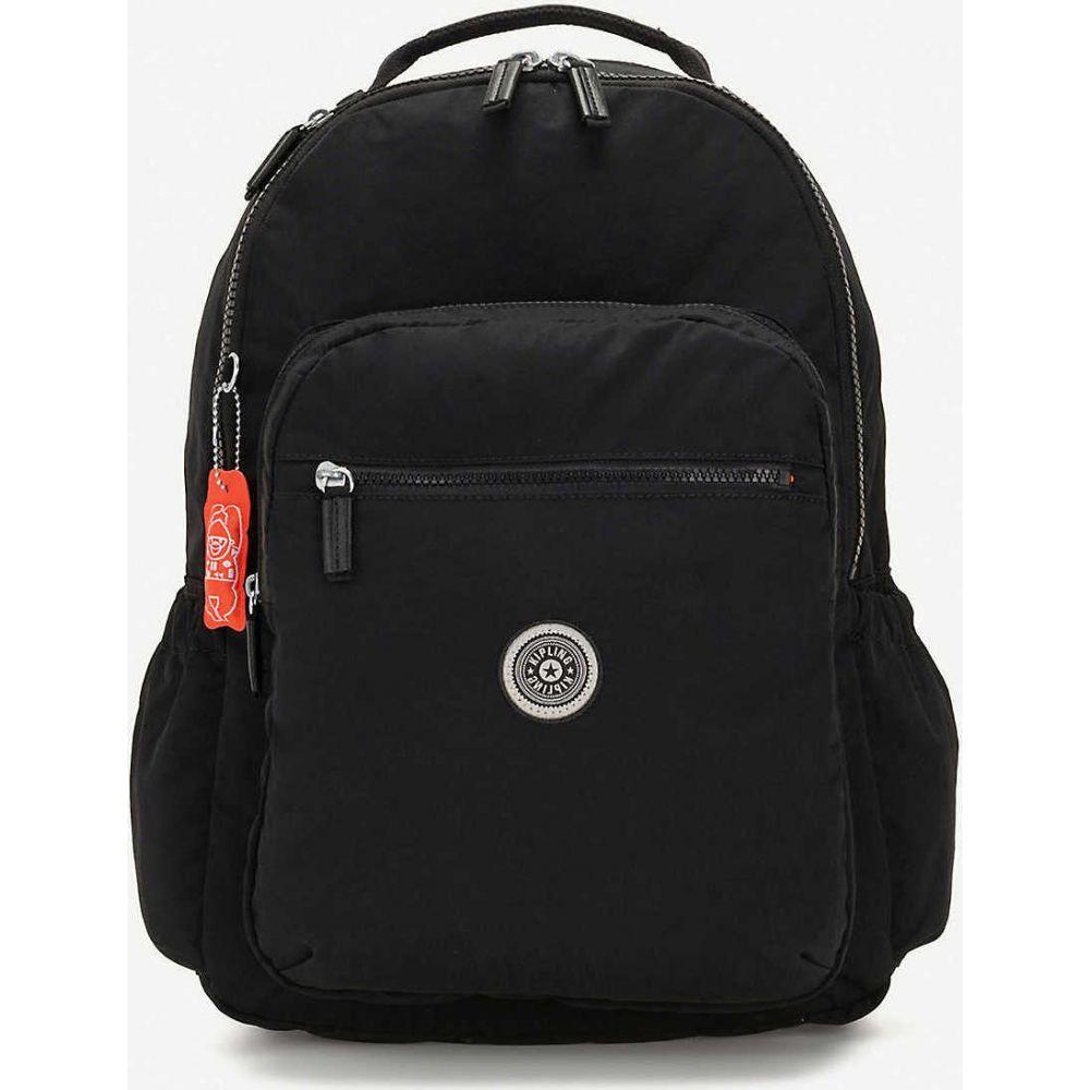 キプリング KIPLING レディース バックパック・リュック バッグ【Seoul Go woven backpack】Brave Black