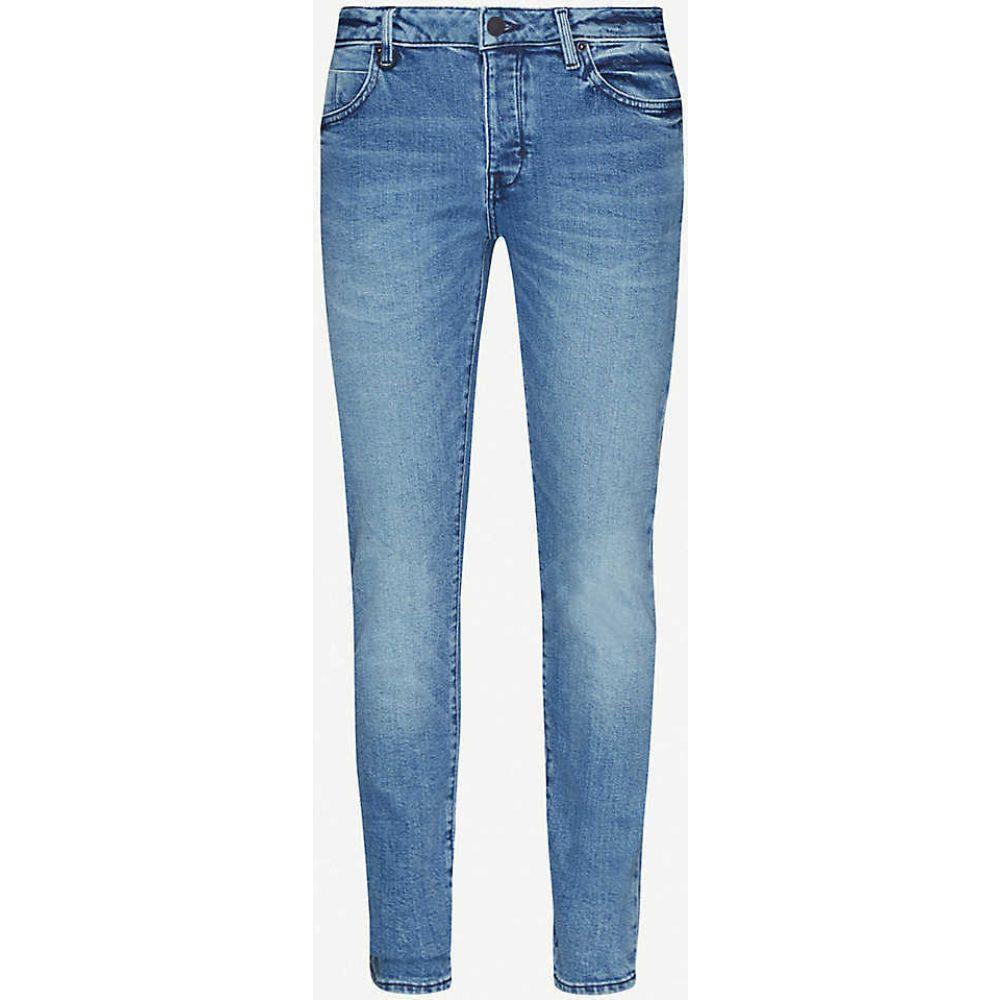 ニュー NEUW メンズ ジーンズ・デニム ボトムス・パンツ【Iggy faded skinny stretch-denim jeans】Ceremony