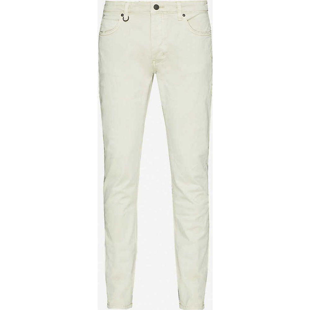 ニュー NEUW メンズ ジーンズ・デニム ボトムス・パンツ【Lou tapered stretch-denim jeans】Sandstone