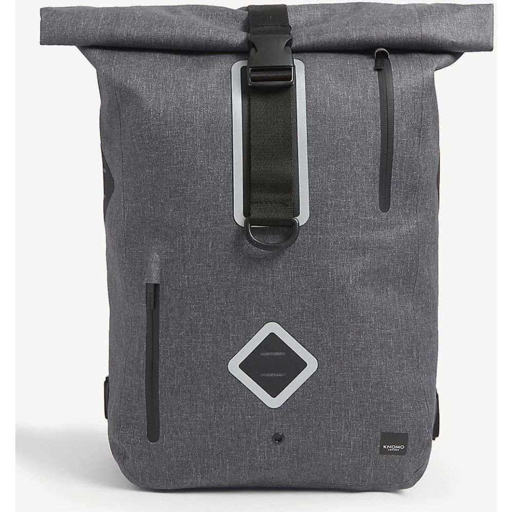 クノモ KNOMO レディース バックパック・リュック バッグ【Thames Kew commuter backpack】Grey