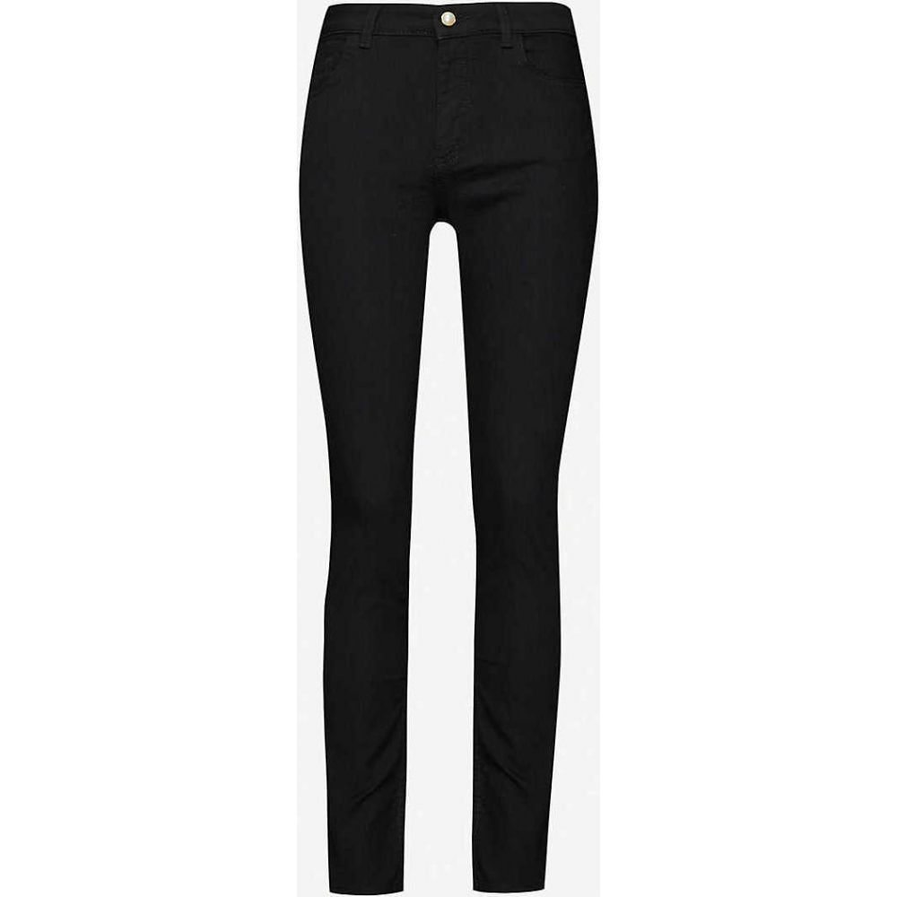 クローディ ピエルロ CLAUDIE PIERLOT レディース ジーンズ・デニム ボトムス・パンツ【Slim-fit skinny mid-rise jeans】BLACK