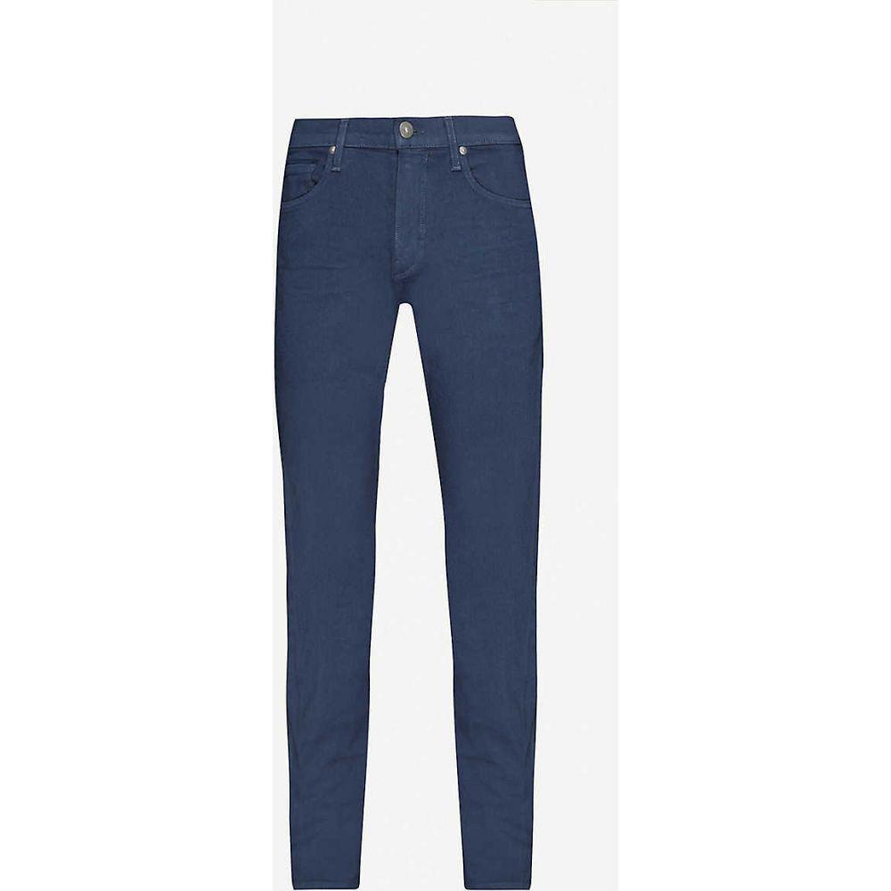 ペイジ PAIGE メンズ ジーンズ・デニム ボトムス・パンツ【Federal slim-fit straight-leg jeans】Starless Night