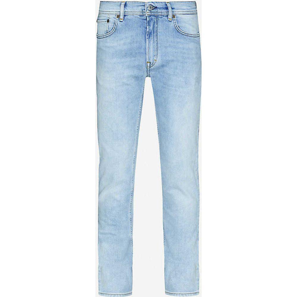 アクネ ストゥディオズ ACNE STUDIOS メンズ ジーンズ・デニム ボトムス・パンツ【North tapered jeans】Light Blue