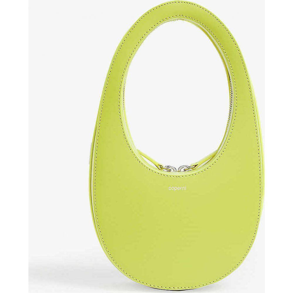 コぺルニ COPERNI レディース ショルダーバッグ バッグ【Swipe mini leather shoulder bag】Lime Green