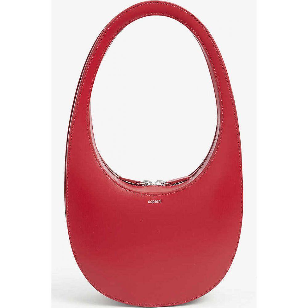 コぺルニ COPERNI レディース ショルダーバッグ バッグ【Swipe leather shoulder bag】Red