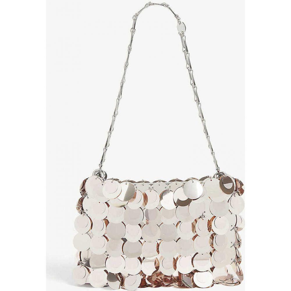 パコラバンヌ PACO RABANNE レディース ショルダーバッグ バッグ【Iconic disk shoulder bag】Pink