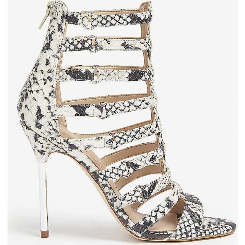 アルド ALDO レディース サンダル・ミュール シューズ・靴【unaclya heeled sandals】Natural print