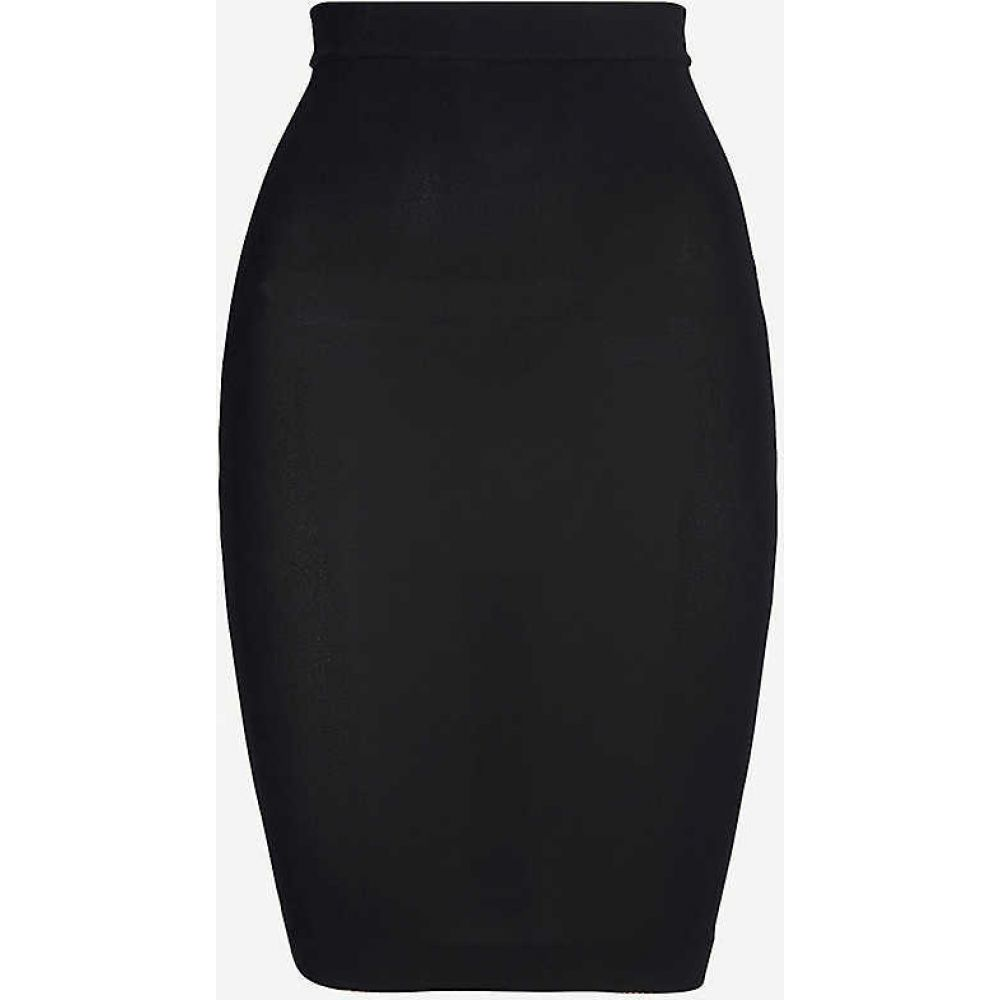 ウォルフォード WOLFORD レディース ミニスカート スカート【individual nature stretch-forming mini skirt】Black