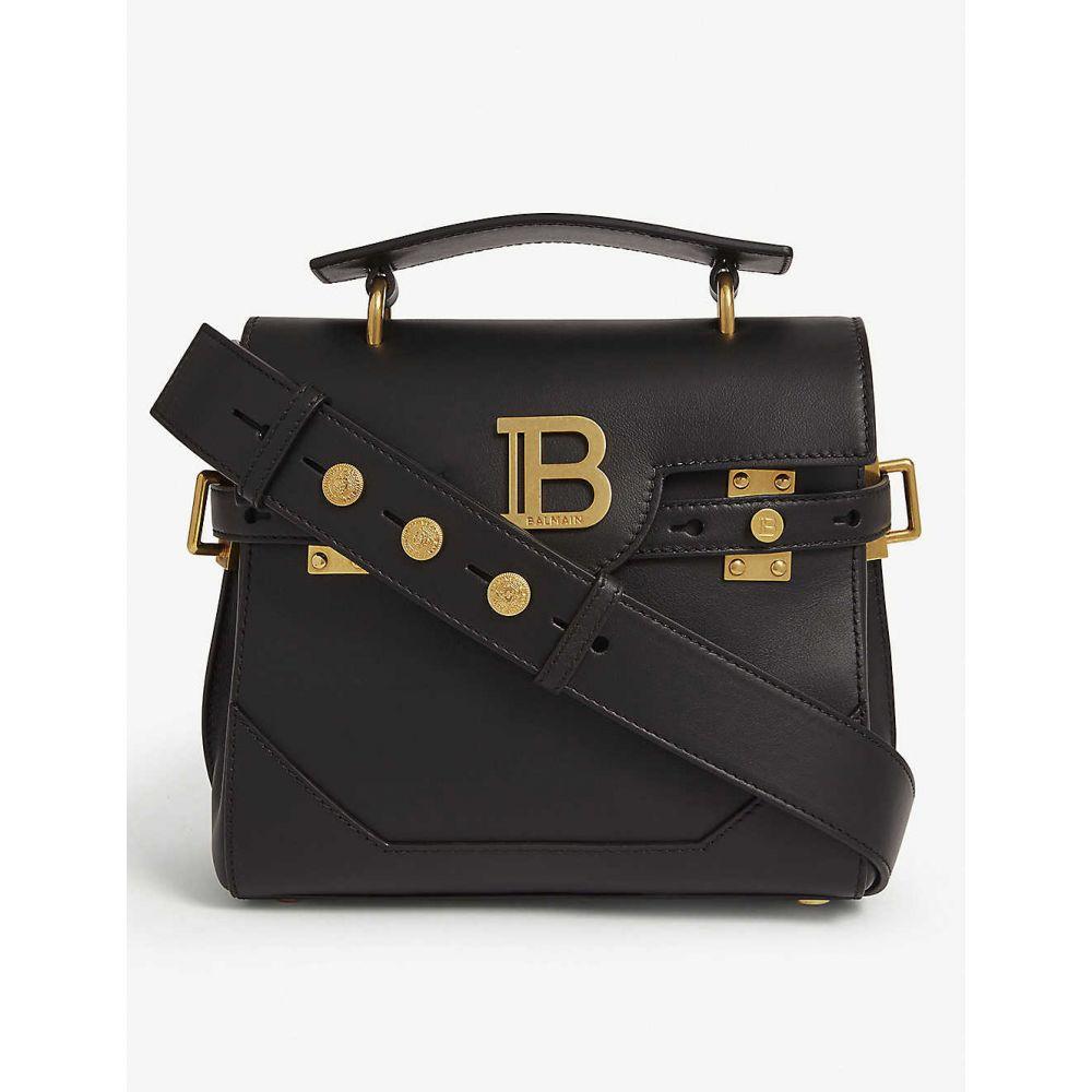 バルマン BALMAIN レディース トートバッグ バッグ【b-buzz 23 leather tote bag】pa Noir